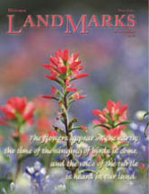LandMarks May 2004 cover
