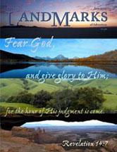 LandMarks cover June 2004