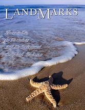 LandMarks cover June 2006