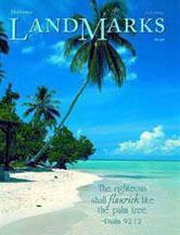 LandMarks cover July 2005