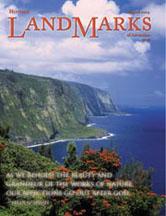 LandMark August 2004 cover