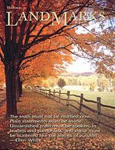 LandMarks cover September 2004