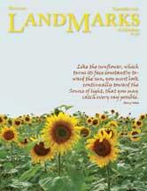 LandMarks cover September 2006