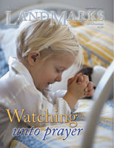 LandMarks cover September 2003