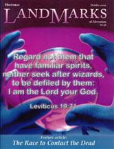 LandMarks cover October 2002