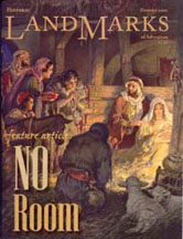 LandMarks cover December 2002