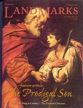 LandMarks cover February 2002