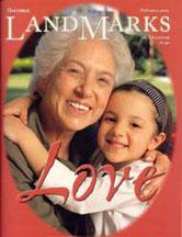 LandMarks cover February 2003