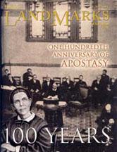 LandMarks cover April 2003