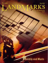 LandMarks cover May 2002