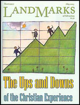LandMarks May 2003 cover