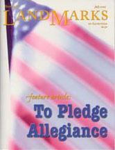 LandMarks cover July 2002