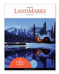 LandMarks cover February 2020