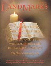 LandMarks cover November 2001