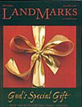 LandMarks cover December 2000
