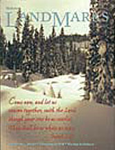 LandMarks cover January 2001