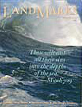 LandMarks cover February 2001