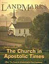 LandMarks cover April 2001