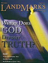 LandMarks cover August 2001