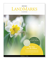 LandMarks cover March 2020
