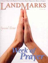 LandMarks cover October 1999