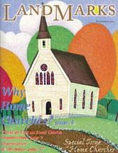LandMarks cover November 1999