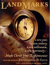 LandMarks cover January 2000