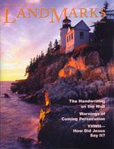 LandMarks cover August 2000