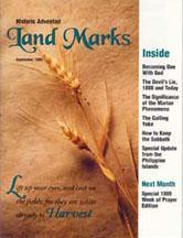 LandMarks cover September 1999