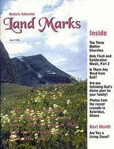 LandMarks cover June 1999