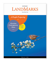 LandMarks May 2020 cover