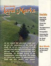 LandMarks cover February 1999