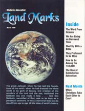 LandMarks cover March 1999