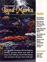 LandMarks cover May 1999