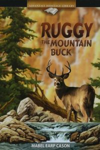 Ruggy the Mountain Buck cover