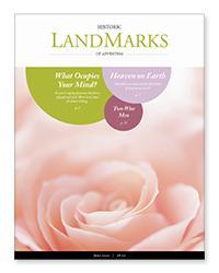 LandMarks June 2020 cover