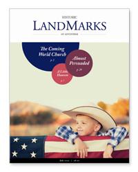 LandMarks cover July 2020