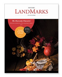 LandMarks November 2020 cover