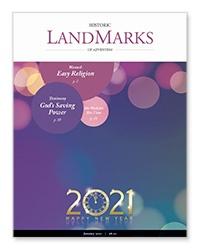 LandMarks cover January 2021