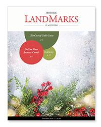 LandMarks Magazine December 2020 cover