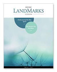 LandMarks magazine June 2021 cover