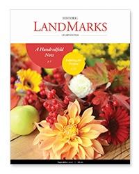 September LandMarks 2021 cover image